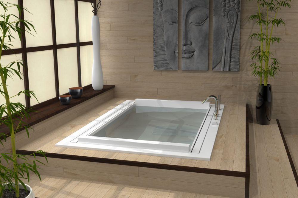 baignoire encastrable haut de gamme watergame company. Black Bedroom Furniture Sets. Home Design Ideas