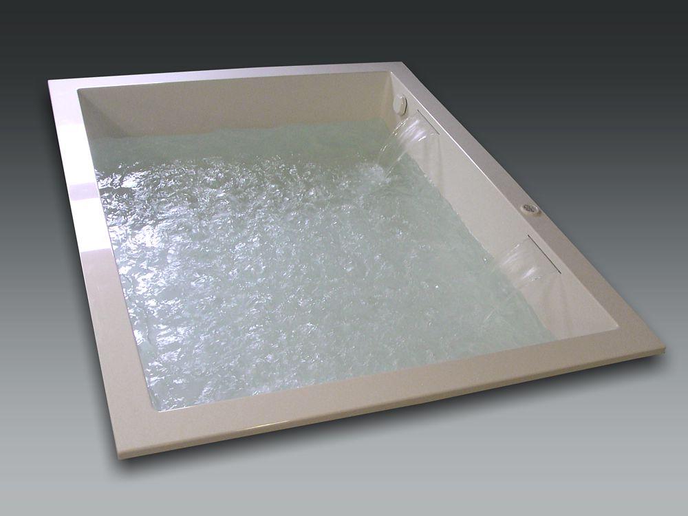 Baignoire sur-mesure | Salle de bain de luxe | Watergame Company