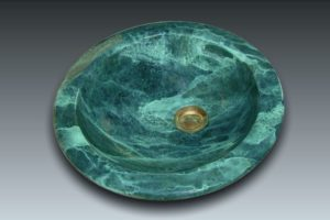 Vasque décorée - Watergame