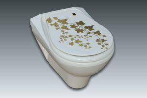 sanitaires décorés by Watergame