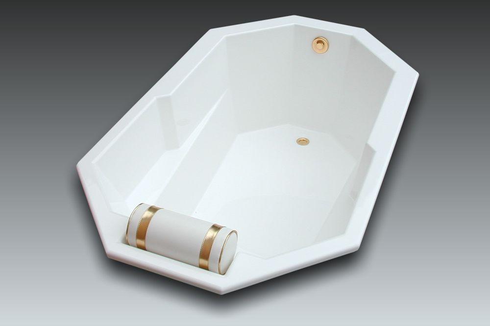 baignoire de forme spéciale