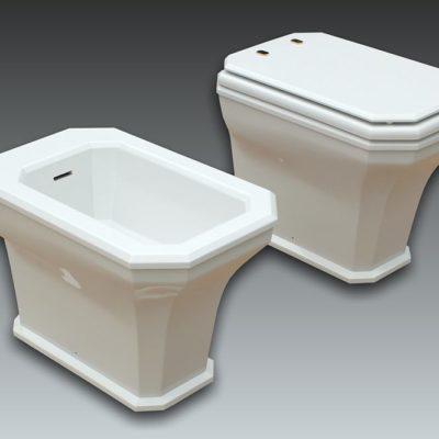 wc octogonal