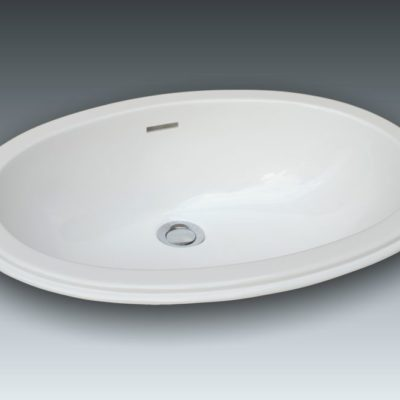 Lavabo ovale encastrable HARMONY by Watergame Company