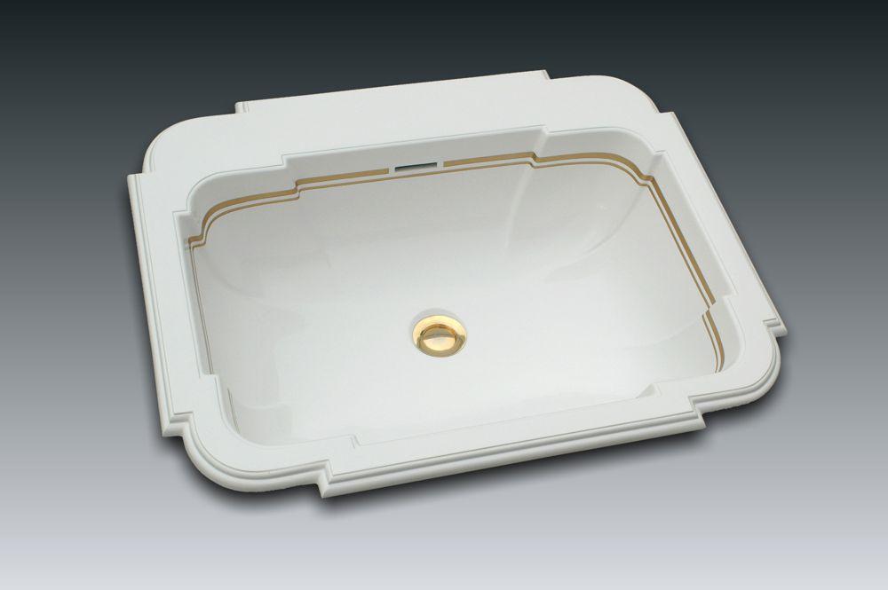 vasque de luxe