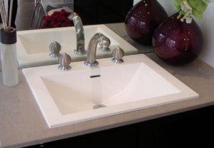 vasque rectangulaire haut de gamme METRO by Watergame Company