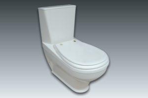 wc avec réservoir