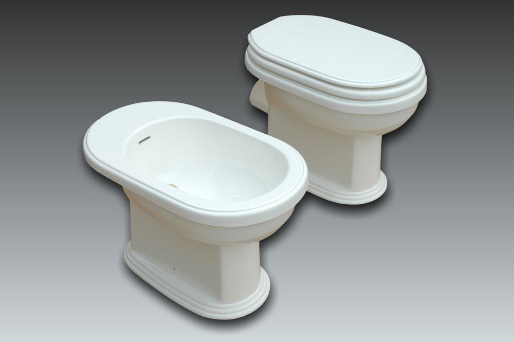 wc ovale