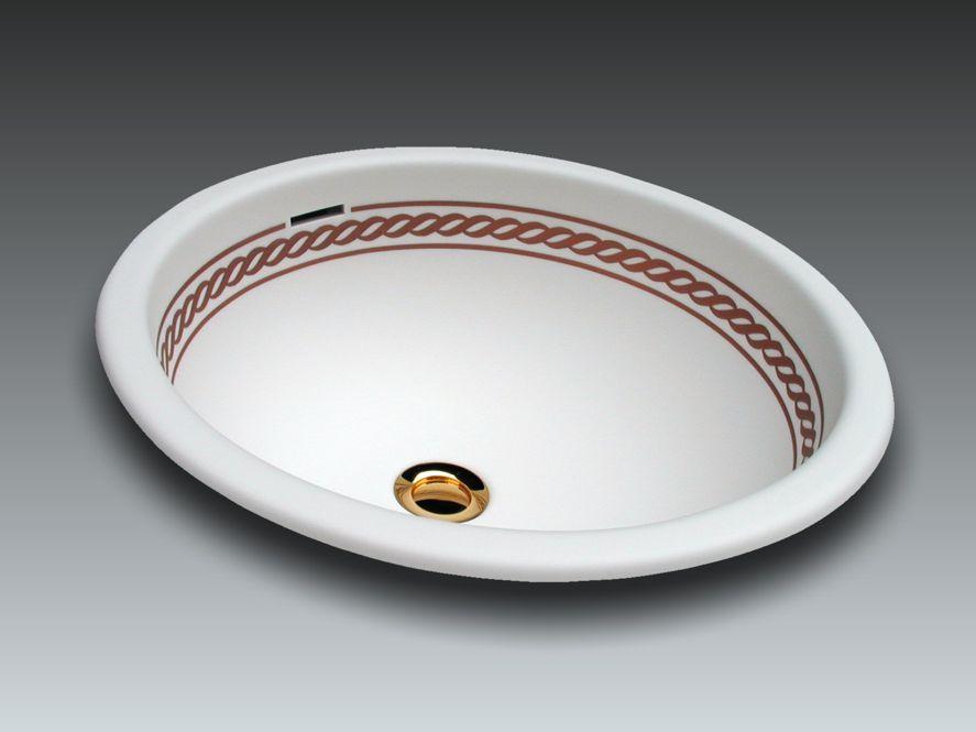 vasque ronde luxe