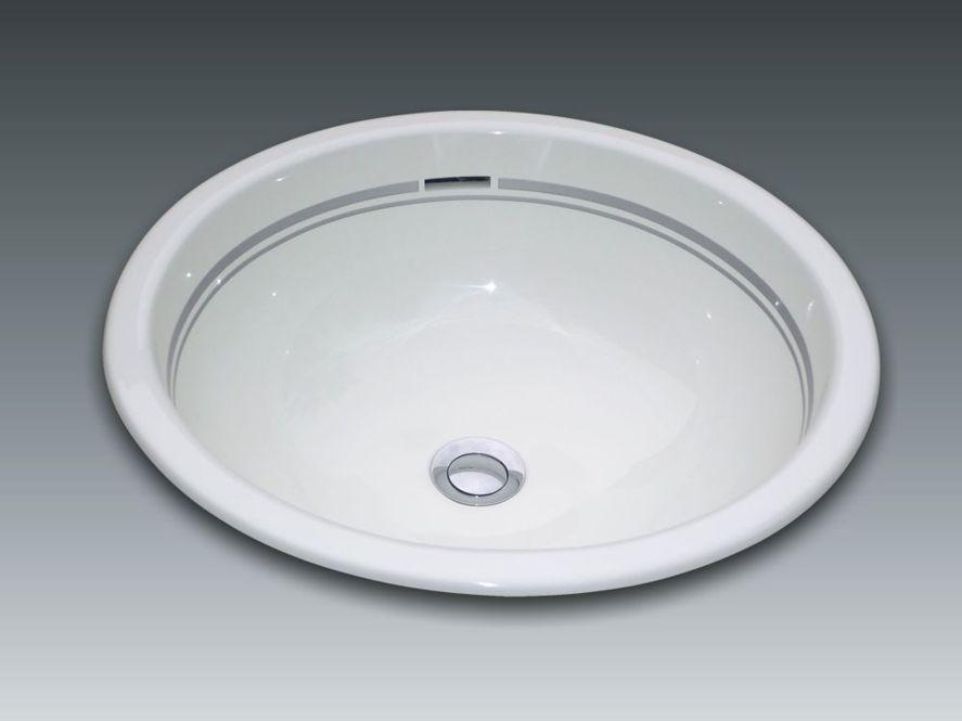 vasque ronde encastrable - Vega
