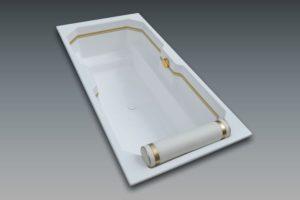 Grande baignoire luxe EUROPA by Watergame Company
