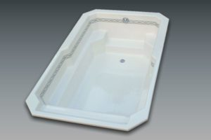 Baignoire grand confort PLAISANCE by Watergame Company