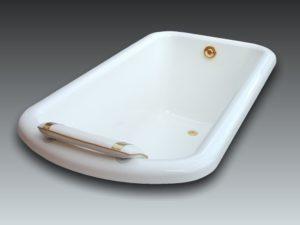 Petite baignoire encastrable CLARISSE by Watergame Company