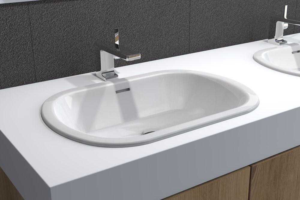 vasque encastrable