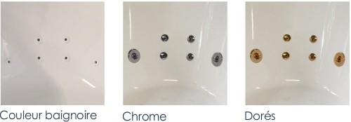 baignoires balneo
