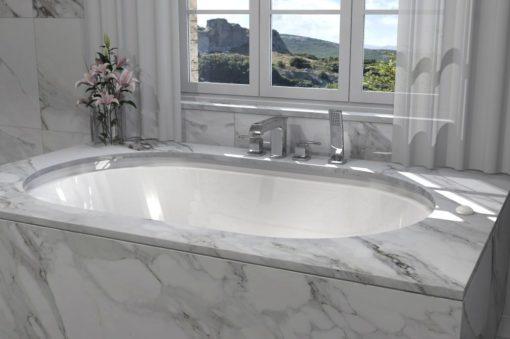 baignoire débordement