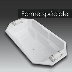 Formes spéciales
