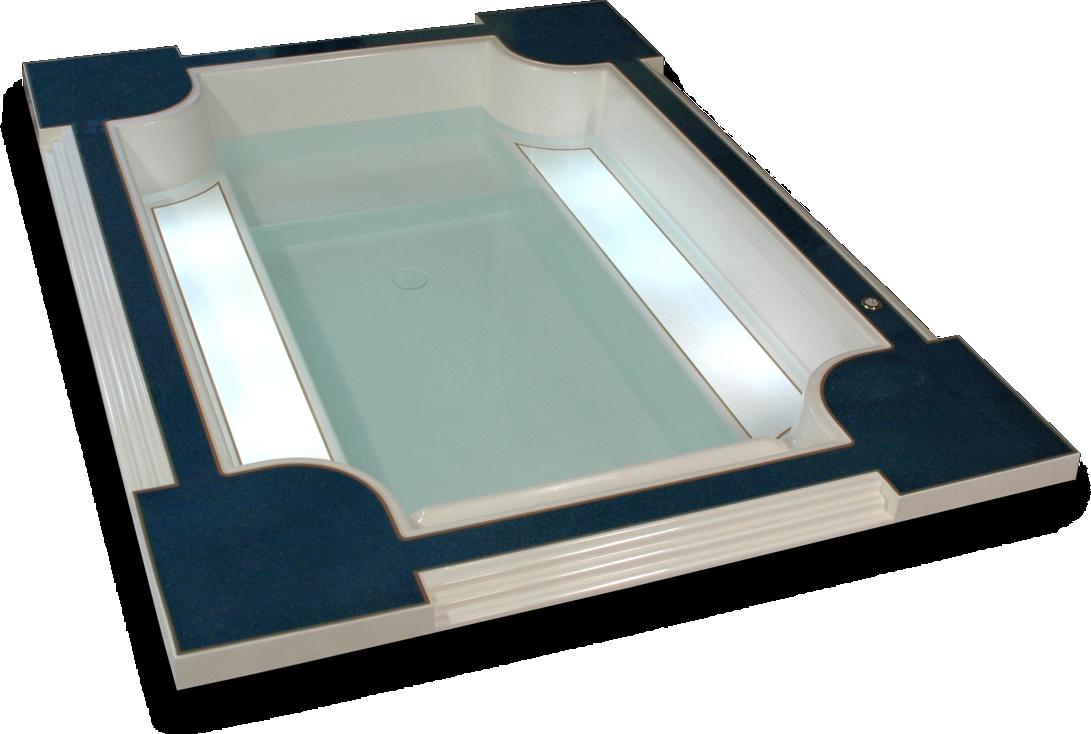 Baignoire de Luxe - Watergame Company